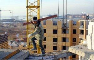 Нарушние техники безопасности работ на высоте