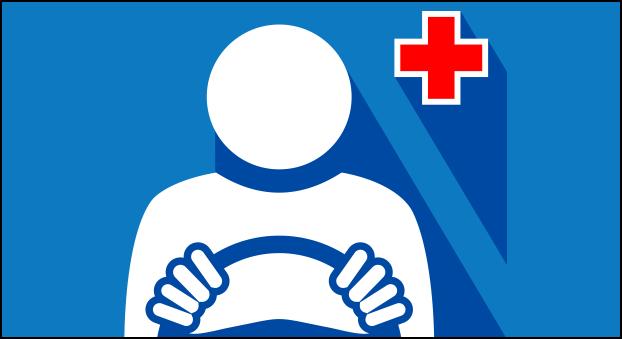 Предрейсовый и послерейсовый медицинский осмотр водителей