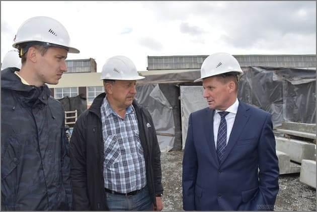 Охрана труда в договоре подряда на строительные работы
